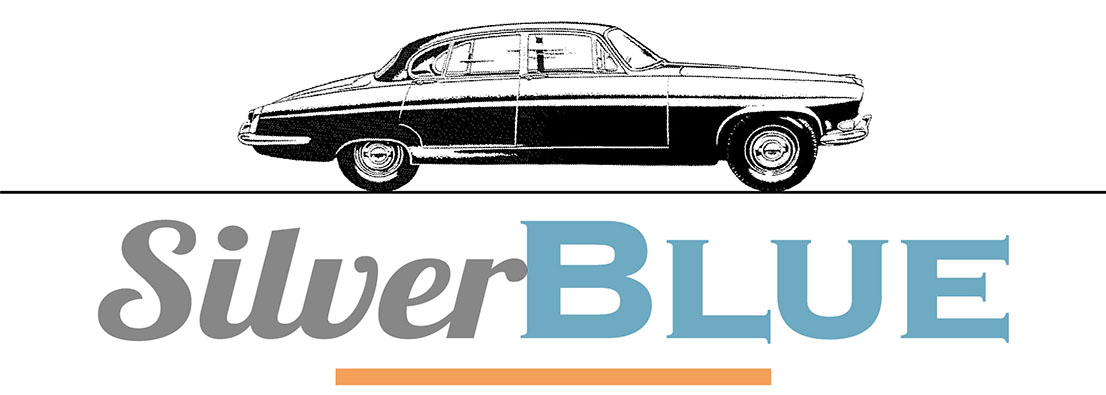 Logo SilverBlue - Location de voiture de collection à Dinard